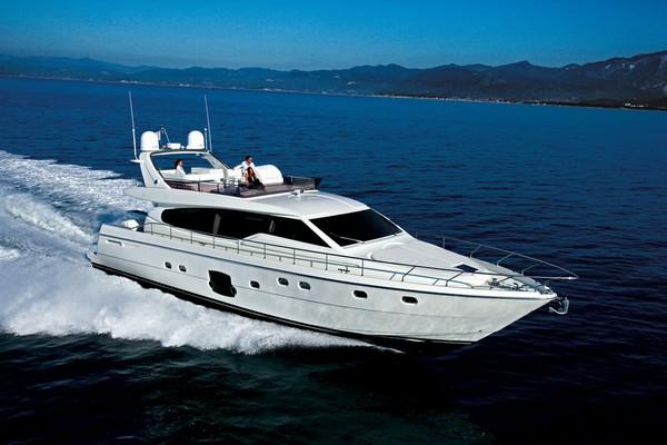 Ferretti 630 (Motor Yacht / Fly)