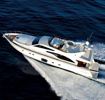 Ferretti 681 (Fly / Motor Yacht)