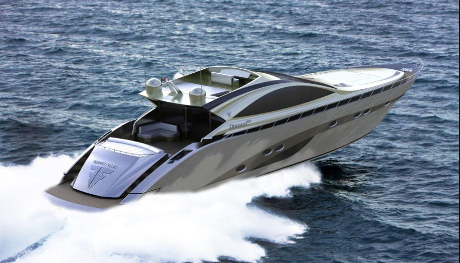 Filippetti Yacht Daemon 80 (Sport / Open)