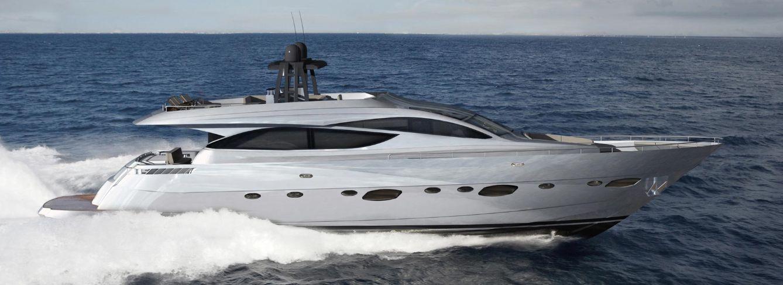 Filippetti Yacht Evo 890 (Fly / Motor Yacht)