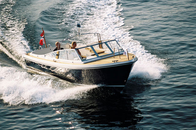 Fjord 24 Heritage (Day Open)