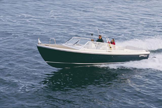 Fjord 28 Heritage (Day cruiser)