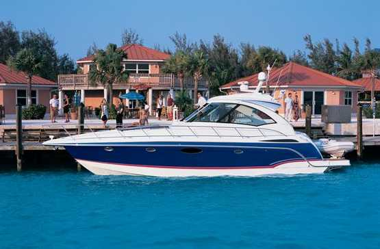 Formula 45 Yacht (Power Boat)