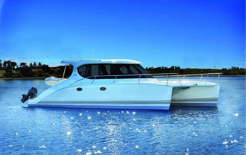 Formula Cruisers Prowler 10.4 (Power Boat)