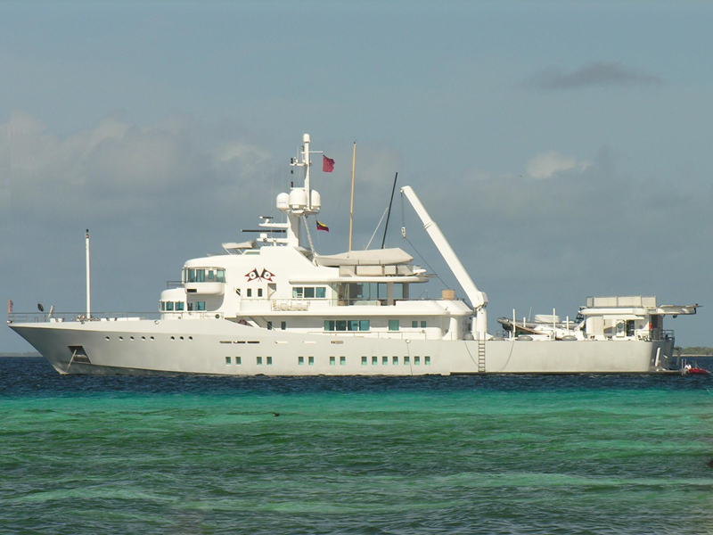 Fr. Schweers Shipyard Hull 6500 <strong>Senses</strong> (Motor Yacht)
