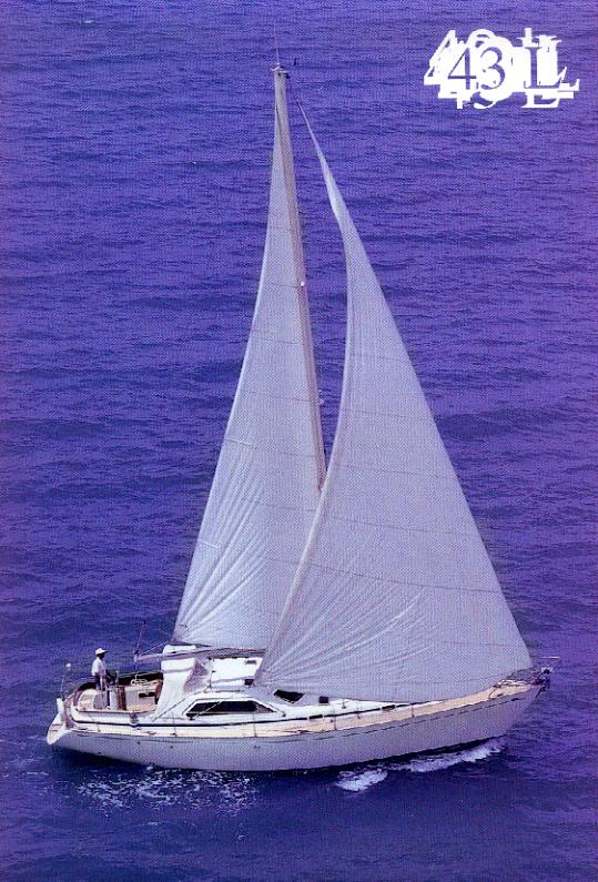 Franchini Yachts 43 L (Voilier)