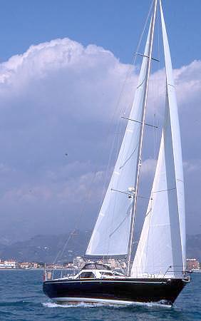Franchini Yachts 53 L (Sailing Yacht)
