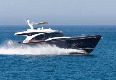 Franchini Yachts Emozione 74 (Fly / Motor Yacht)