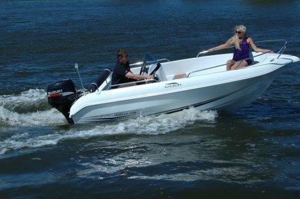 Galia Boats 440 (Day Open)