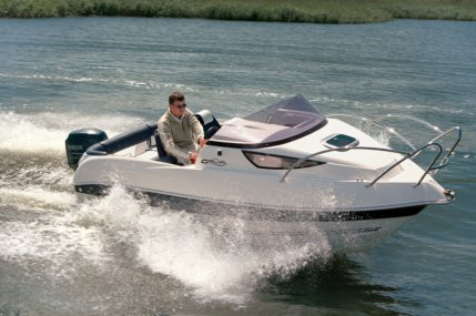 Galia Boats 485 (Day Open)