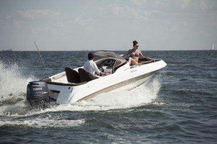 Galia Boats 520 (Day Open)