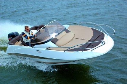 Galia Boats 520 Sun (Day Open)