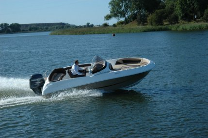 Galia Boats 570 (Pêche Promenade)