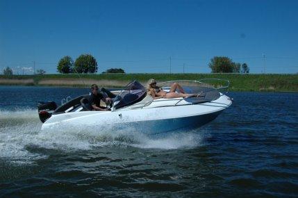 Galia Boats 570 Sun (Day Open)