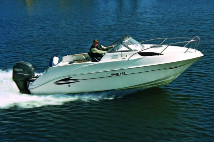 Galia Boats 620 (Day Open)