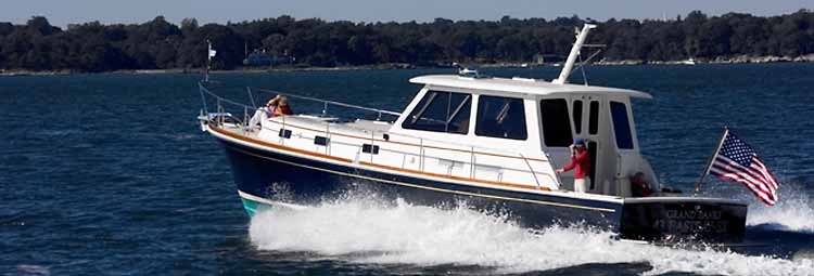 Grand Banks 43 Eastbay SX (Power Boat)