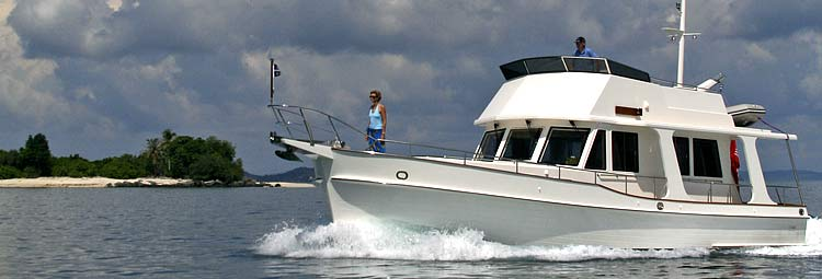 Grand Banks 44 Heritage EU (Power Boat)
