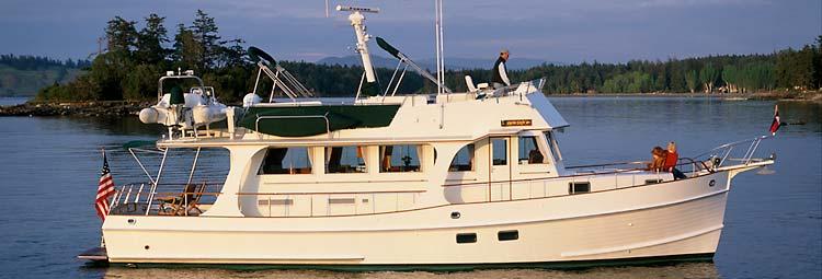 Grand Banks 52 Heritage EU (Motor Yacht)