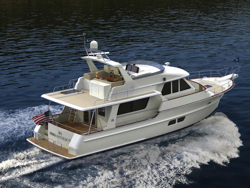 Grand Banks 53 Aleutian RP (Motor Yacht)