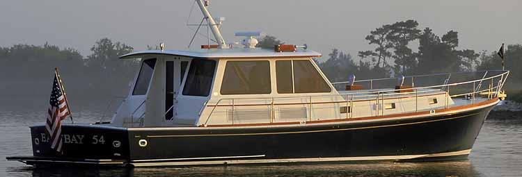 Grand Banks 54 Eastbay SX (Motor Yacht)