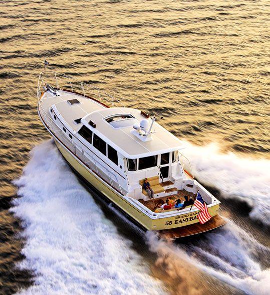 Grand Banks 55 Eastbay SX (Motor Yacht)