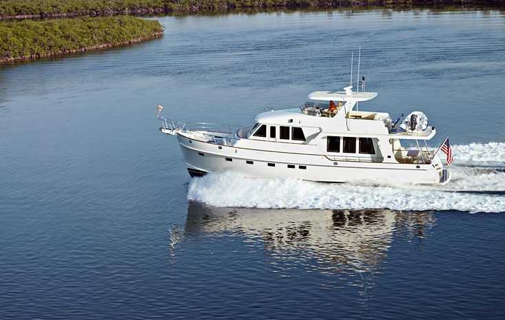 Grand Banks 59 Aleutian RP (Motor Yacht / Trawler)