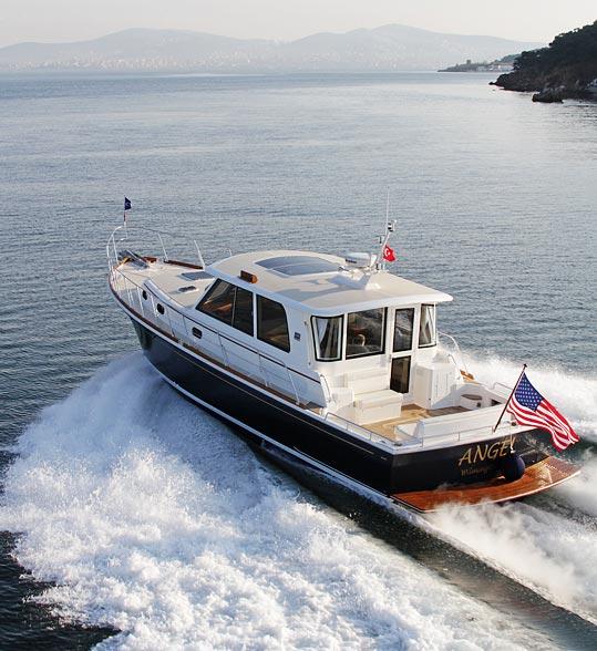 Grand Banks 46 Eastbay SX (Lobster / Motor Yacht)