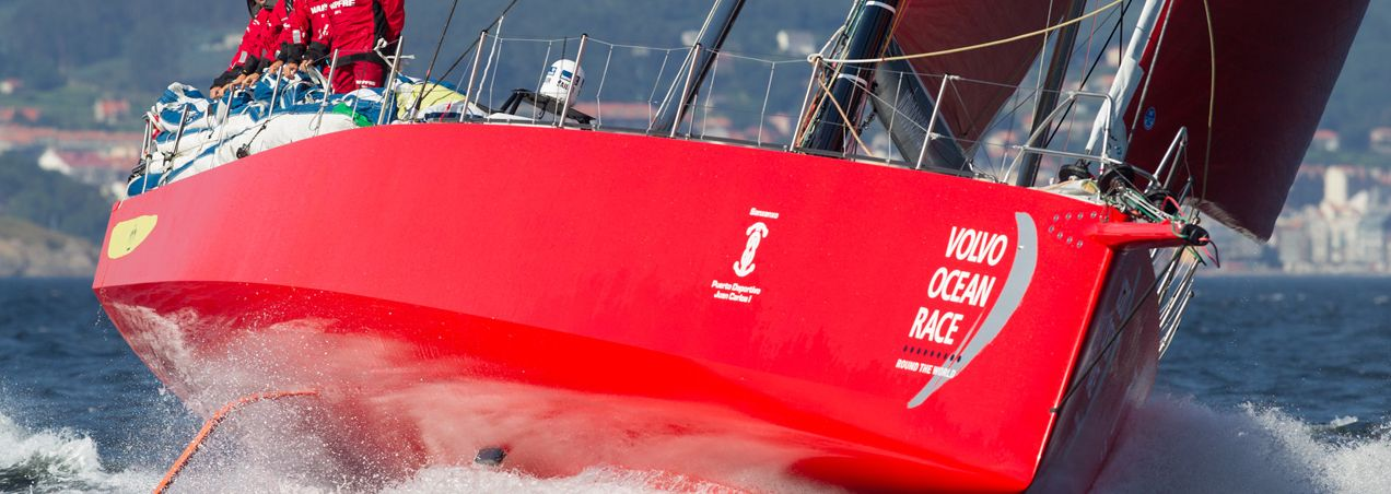 Green Marine Volvo Ocean 65 <strong>MAPFRE</strong> (Voilier)