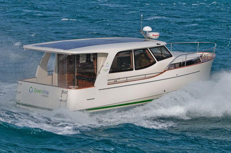 Seaway Greenline Hybrid 33 (Lobster)