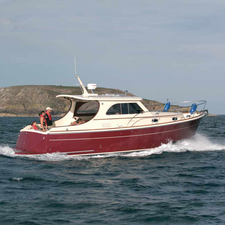 Arvor Guernsey 34 (Power Boat)