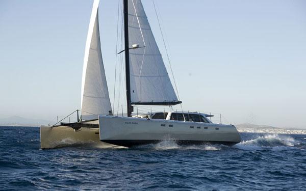 Gunboat 66 (Voilier)