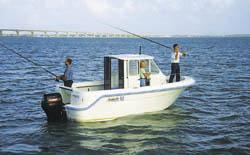 Guymarine Antioche 600 (Pêche Promenade)