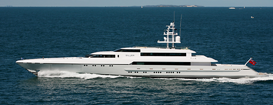Hanseatic Marine <strong>Rabdan - ex Silver</strong> (Motor Yacht)