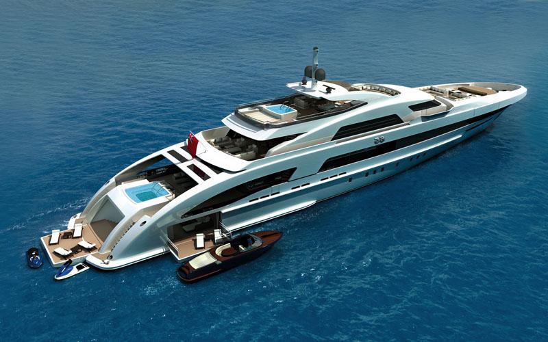 Heesen Yachts 6500 FDHF (Motor Yacht)