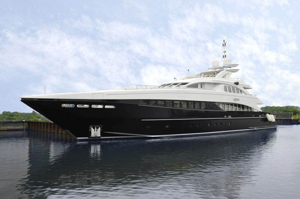 Heesen Yachts <strong>Agram</strong> (Motor Yacht)