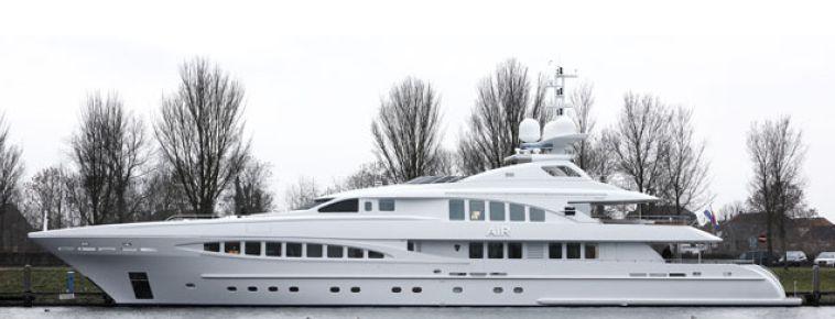 Heesen Yachts <strong>Air</strong> (Motor Yacht)