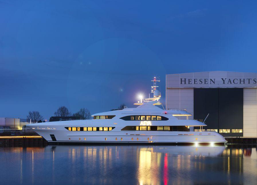 Heesen Yachts <strong>Asya</strong> (Motor Yacht)