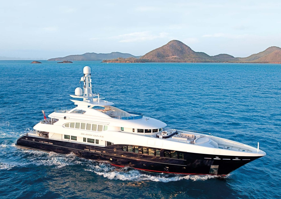 Heesen Yachts <strong>Blind Date</strong> (Motor Yacht)