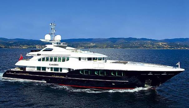 Heesen Yachts <strong>Elandess II - ex Elandess</strong> (Motor Yacht)