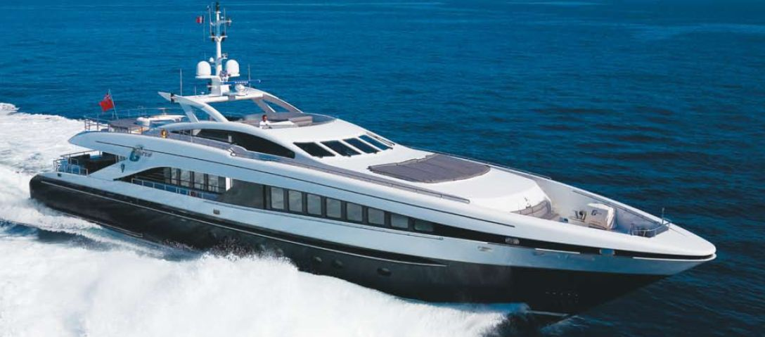 Heesen Yachts <strong>G Force</strong> (Motor Yacht)