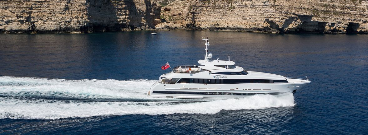 Heesen Yachts <strong>Galactica Plus</strong> (Motor Yacht)