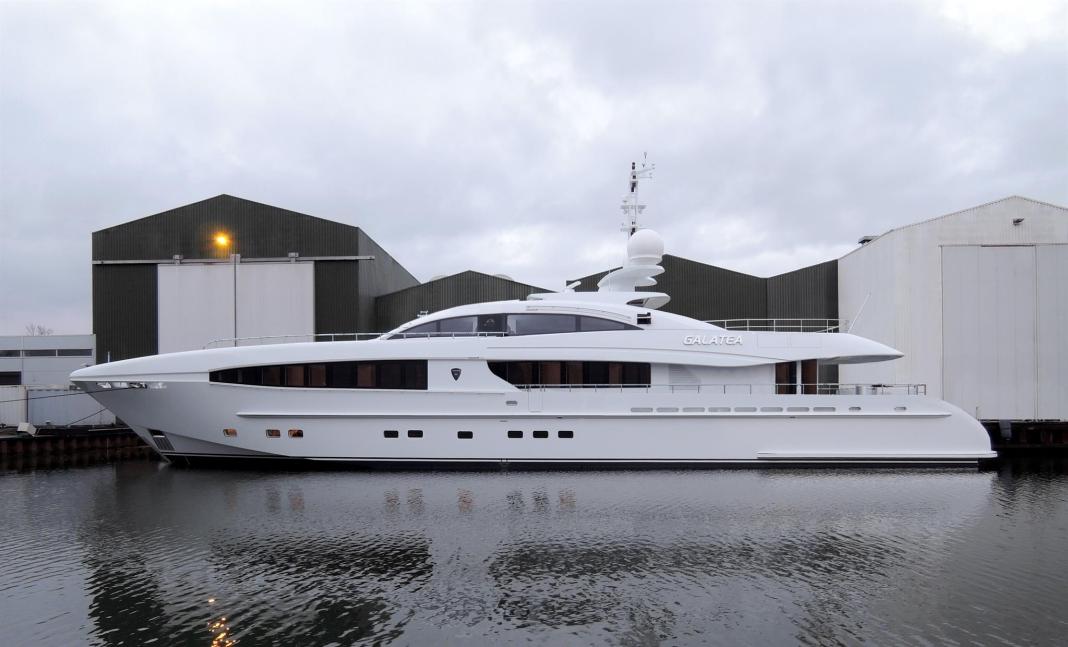 Heesen Yachts <strong>Galatea</strong> (Motor Yacht)