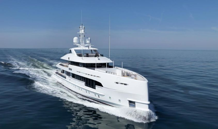 Heesen Yachts <strong>Home</strong> (Motor Yacht)
