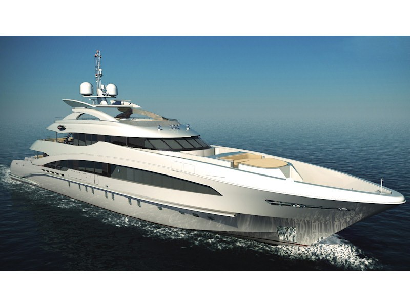 Heesen Yachts <strong>Ice Angel</strong> (Motor Yacht)