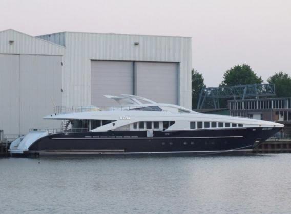 Heesen Yachts <strong>Ilona</strong> (Motor Yacht)