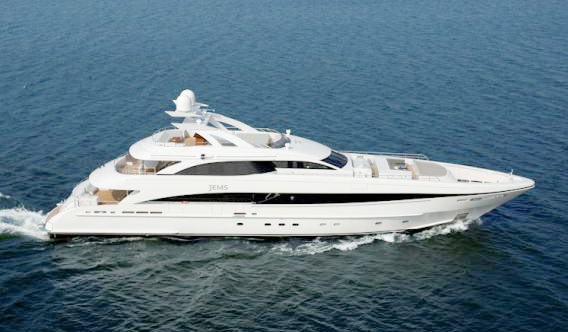 Heesen Yachts <strong>Jems</strong> (Motor Yacht)