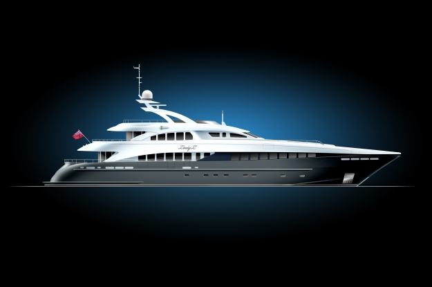 Heesen Yachts <strong>Lady L</strong> (Motor Yacht)