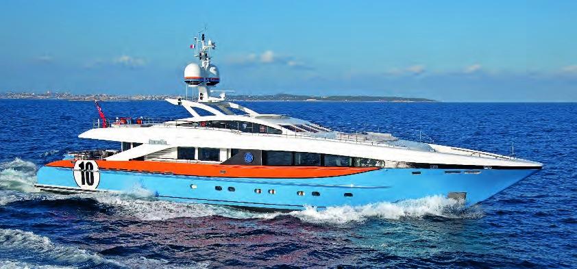 Heesen Yachts <strong>Aurelia</strong> (Motor Yacht)