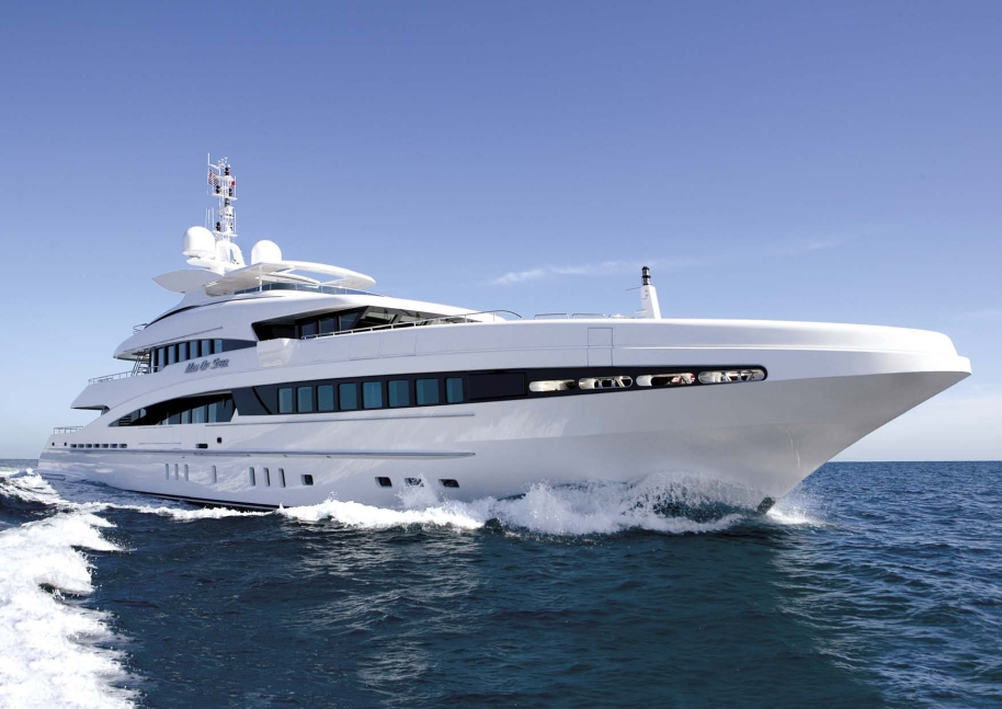Heesen Yachts <strong>Man of Steel</strong> (Motor Yacht)