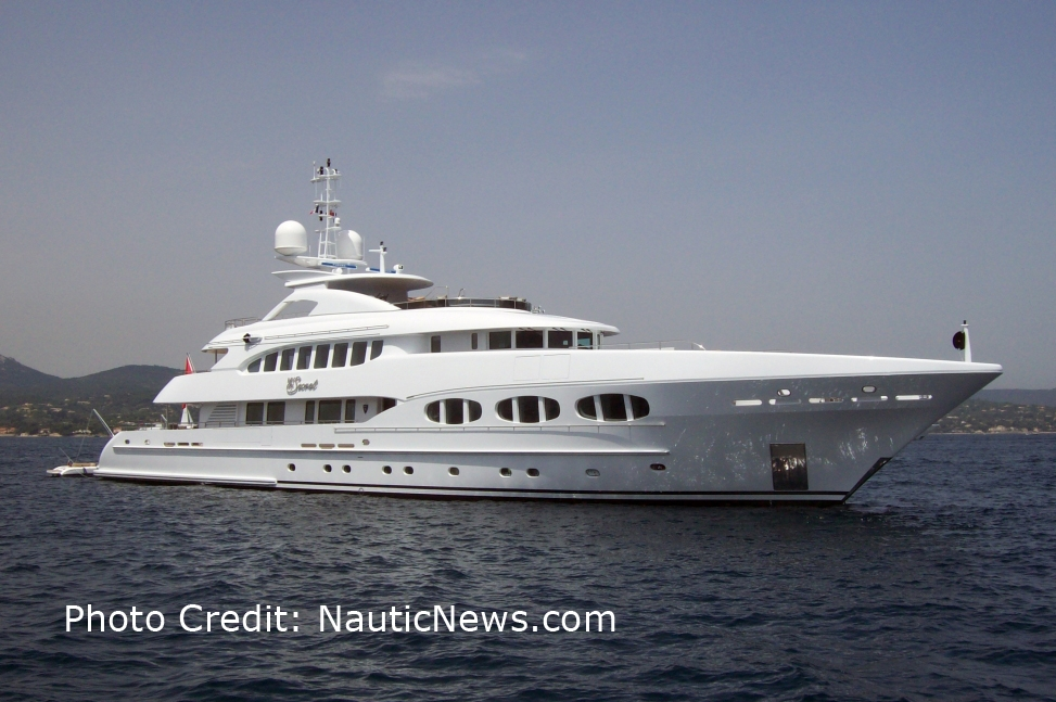 Heesen Yachts <strong>MY Secret</strong> (Motor Yacht)